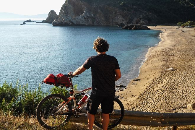 Bike or Hike, Portaria, Greece