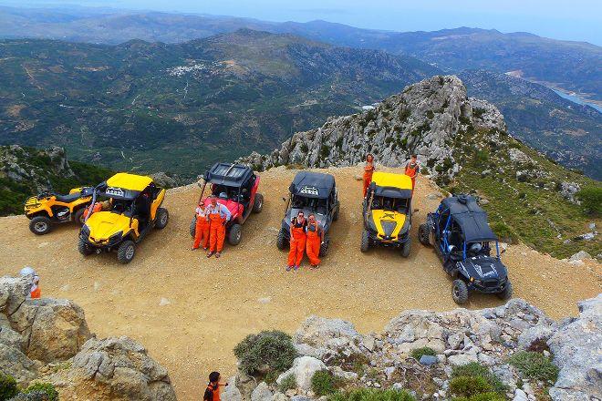Buggy Safari Motoxperience, Hersonissos, Greece