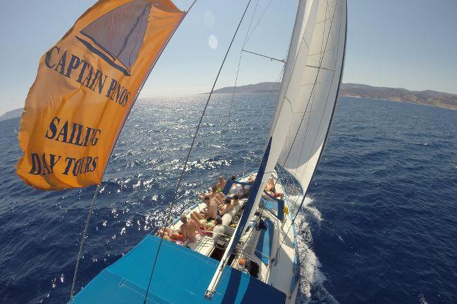 Captain Panos Sailing, Naxos Town, Greece