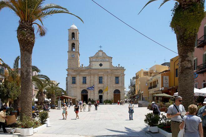 Cathedral of Eisodion tis Theotokou, Chania Town, Greece