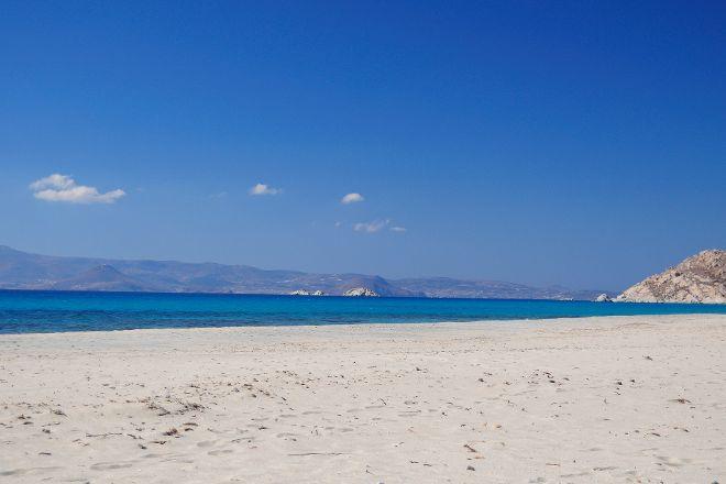 Alyko Dimou Naxou, Naxos, Greece