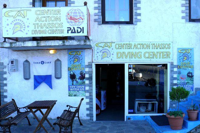 Center Action Thassos Diving, Prinos, Greece