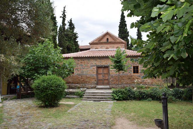 Church of Agios Nikolaos Orphanos, Thessaloniki, Greece