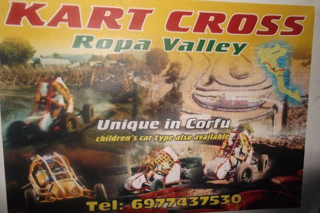 Corfu Kart Cross, Corfu, Greece