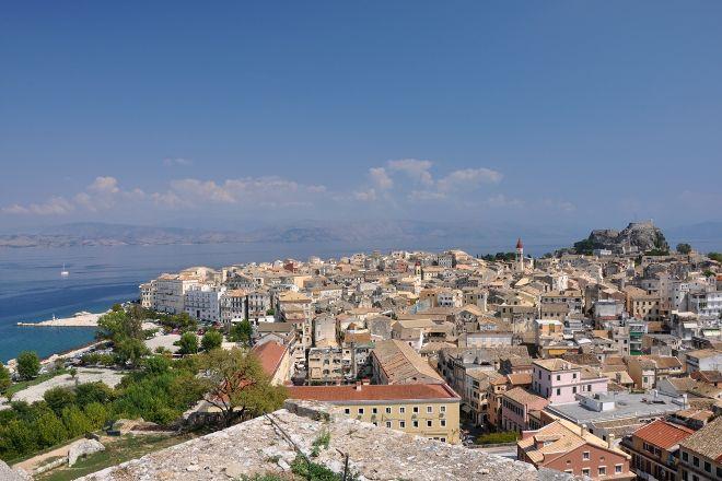 Corfu Old Town, Corfu Town, Greece