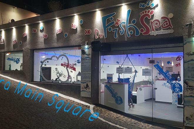 Dr. Fish Spa Experience santorinni, Fira, Greece