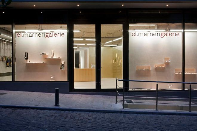 Eleni Marneri Galerie, Athens, Greece