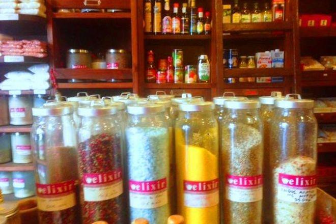 Elixir Spices and Herbs, Athens, Greece