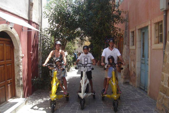 Fabulous Crete, Chania Town, Greece