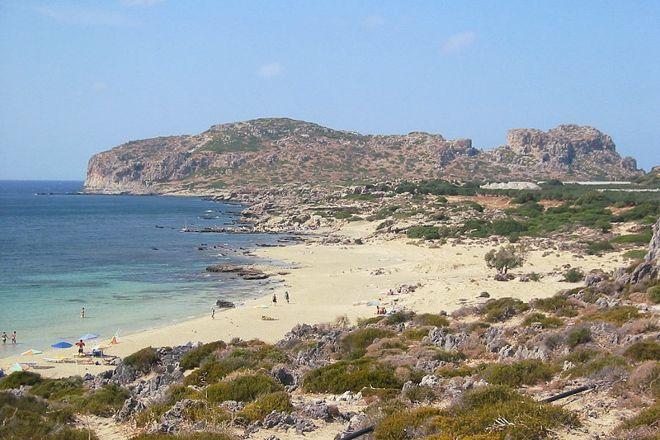 Falassarna Beach, Falassarna, Greece