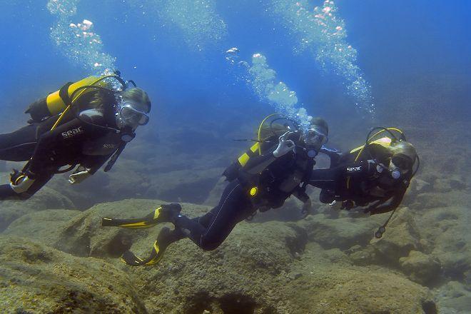 Falassarna Diving, Falassarna, Greece