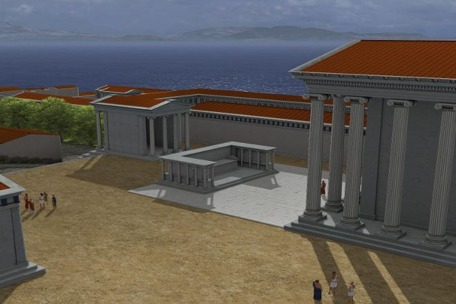 Foundation of the Hellenic World, Athens, Greece