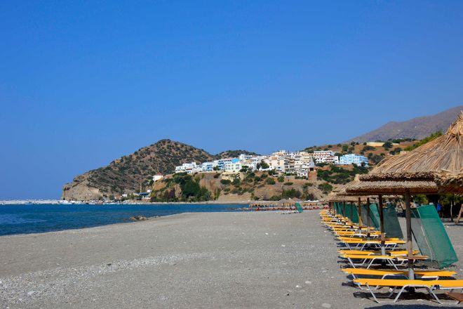 Galini Beach, Achlia, Greece