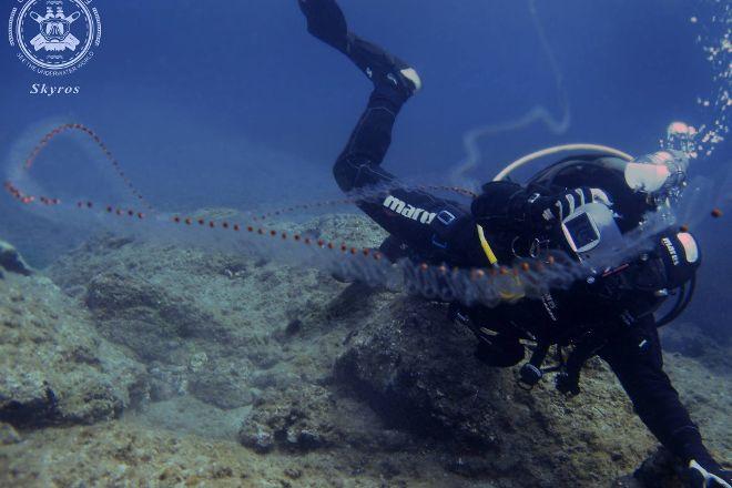 Gorgonia Diving, Acherounes, Greece