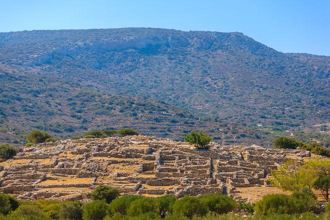Gournia Minoiki Poli, Agios Nikolaos, Greece