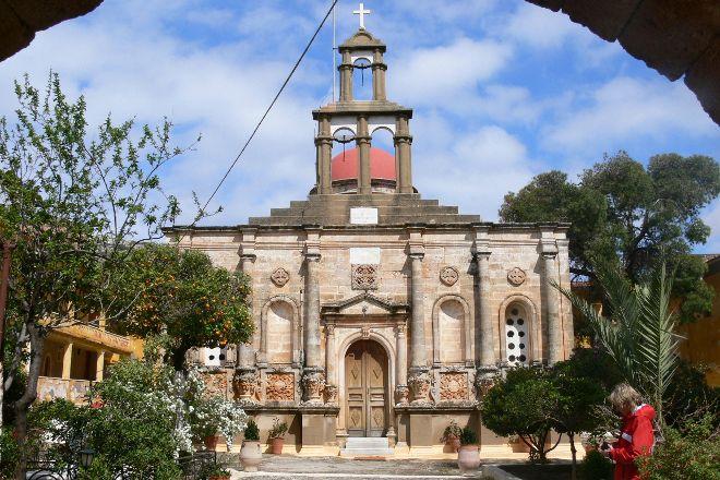 Gouverneto Monastery, Chania Town, Greece