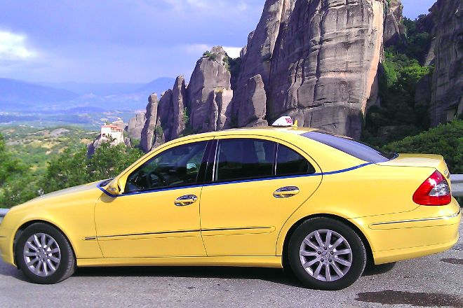 Greek Taxi Tours, Athens, Greece