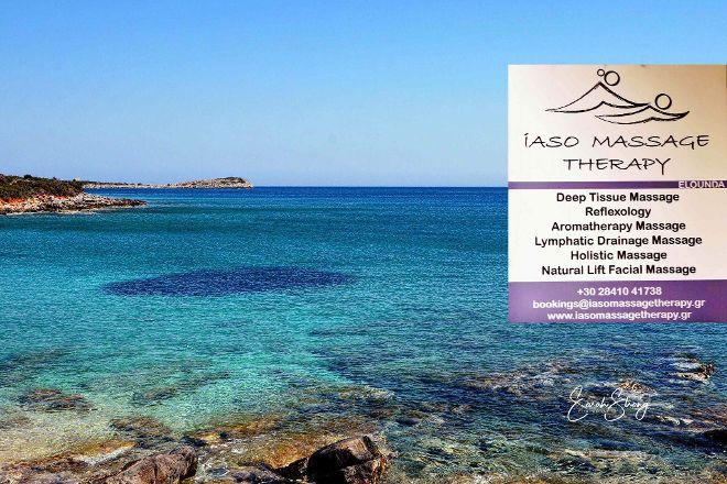 Iaso Massage Therapy, Elounda, Greece