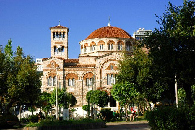 Ieros Naos Agia Triada, Piraeus, Greece