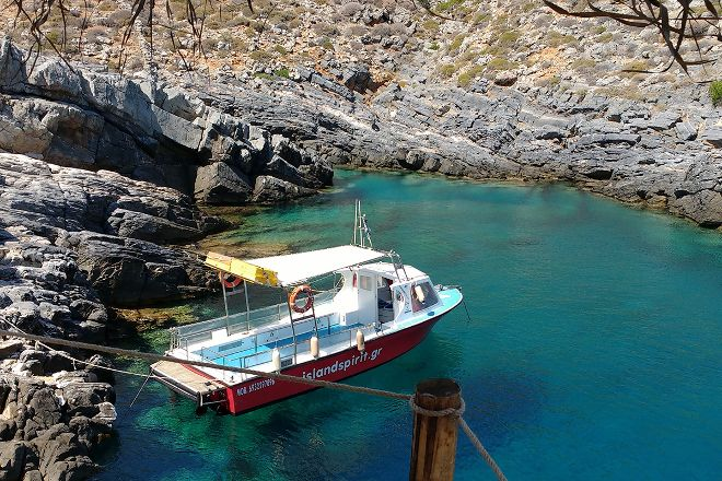 Island Spirit Cruises, Folegandros, Greece