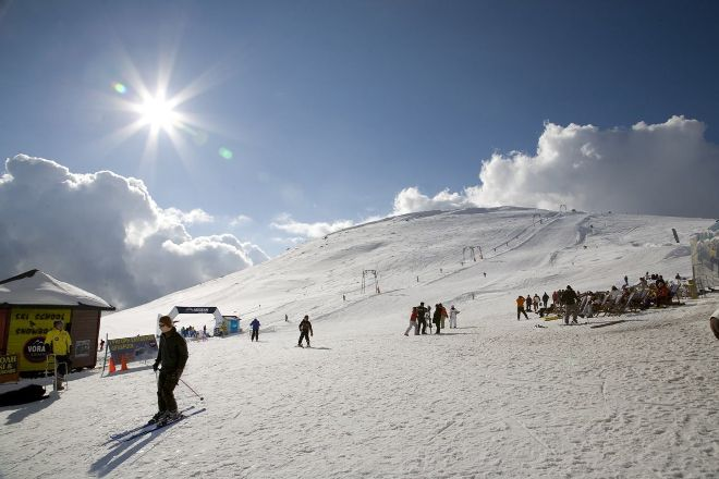 Kaimaktsalan Ski Center - Voras, Edessa, Greece