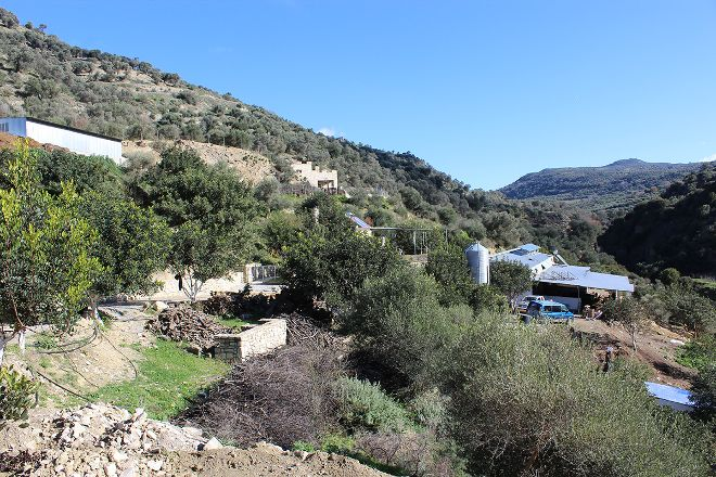 Kamihis Farm, Zaros, Greece