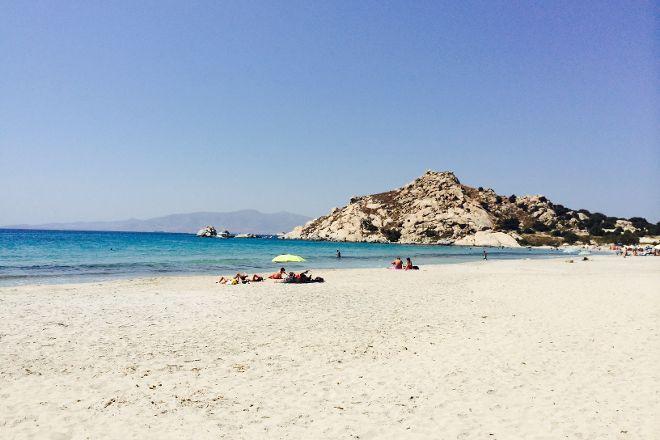 Kastraki Beach, Kastraki, Greece