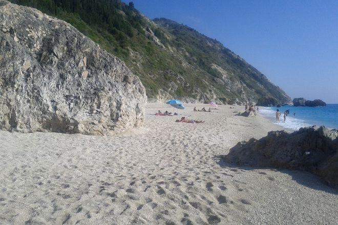 Kavalikefta Beach, Lefkada, Greece
