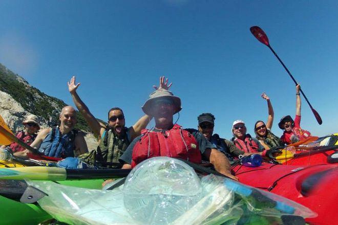 Kayaking Skopelos, Skopelos, Greece