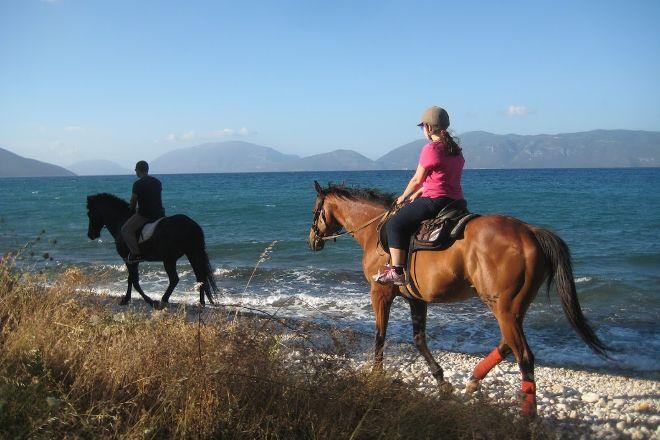 Kefalonia's Horse Riding Stable, Sami, Greece
