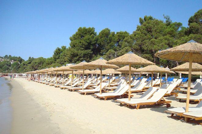 Koukounaries Beach, Koukounaries, Greece