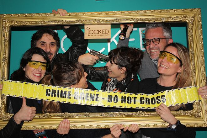 Locked - The Escape Game, Thessaloniki, Greece