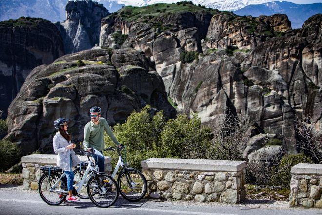 Meteora Bike Rentals, Kalambaka, Greece