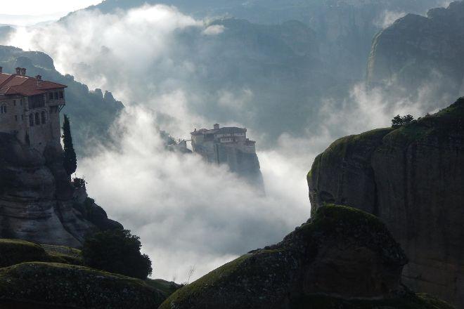Meteora Thrones - Travel & Tourism Center, Kalambaka, Greece
