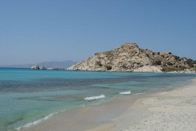 Mikri Vigla Beach, Mikri Vigla, Greece