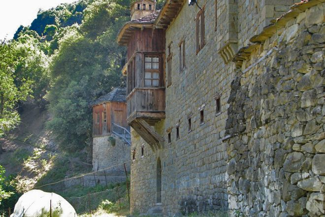 Monastery of Agiou Nikolaou, Metsovo, Metsovo, Greece