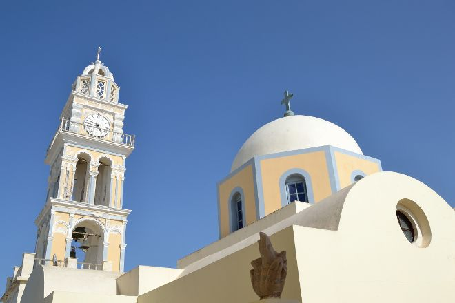Monastery of Dominican Sisters, Fira, Greece