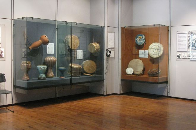 Museum of Greek Folk Musical Instruments, Athens, Greece