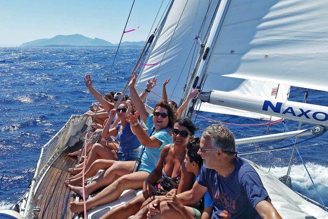 Naxos Sailing Tours, Naxos Town, Greece