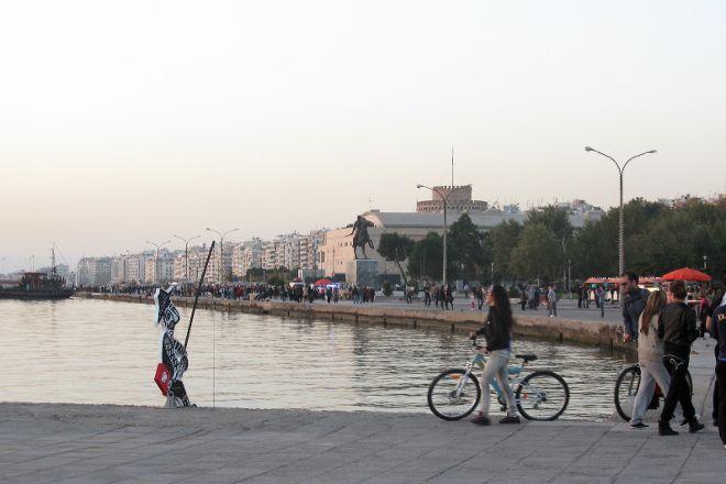 Nea Paralia, Thessaloniki, Greece