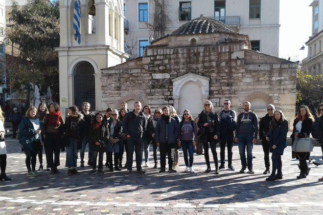 New Athens Free tour, Athens, Greece