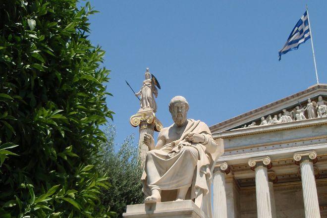 Nikos' Free Walking Tour in Athens, Athens, Greece