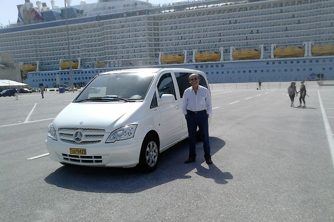 Nikos Limo Taxi Tours, Athens, Greece