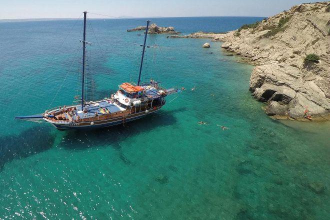 Odyssey Boat Cruise, Kos, Greece