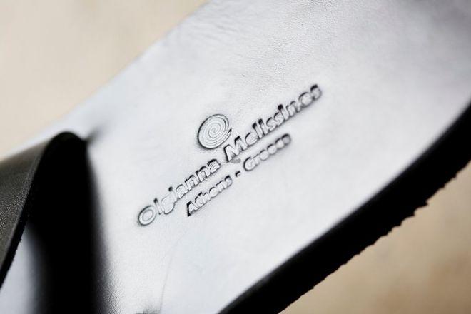 Olgianna Melissinos Sandals, Athens, Greece