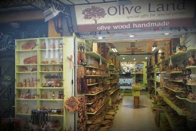 OliveLand Shop, Athens, Greece