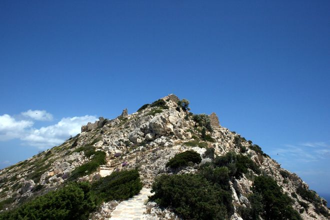 Paleokastro, Ios, Greece