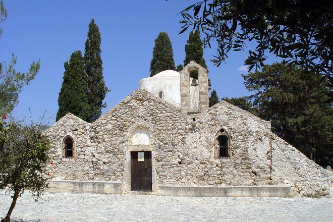 Panagias Keras Church, Agios Nikolaos, Greece