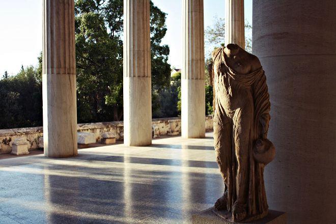 Pandrossou, Athens, Greece
