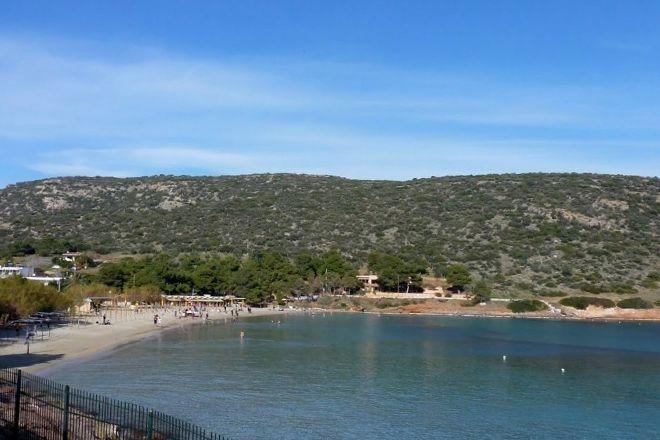 Porto Rafti Beach, Athens, Greece